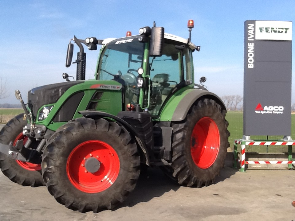 Fendt 516 SCR DEMO